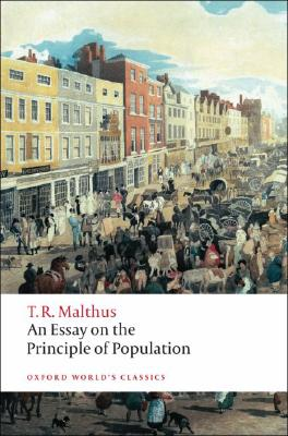 An Essay on the Principle of Population By Malthus, Thomas Robert/ Gilbert, Geoffrey (EDT)